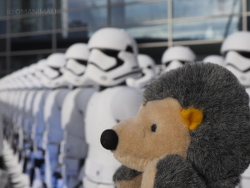 The Force awakens Star Troopers Spielwarenmesse