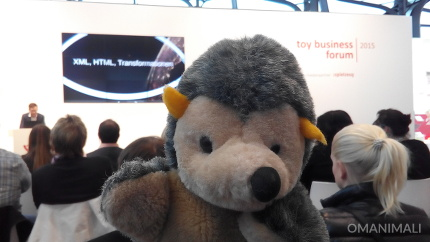 Toy Business Forum Spielwarenmesse 2015
